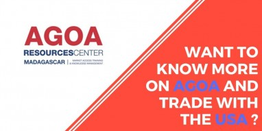 WANT TO KNOW MORE ON AGOA AND TRADE WITH THE USA